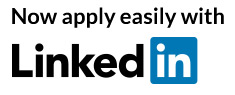 Now apply easily with Linkedin